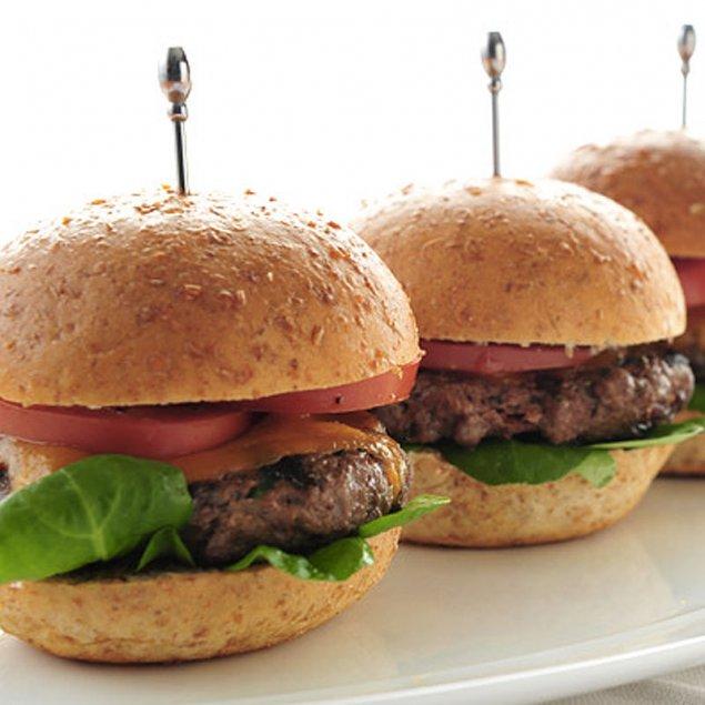Alowishus Beef Burgers