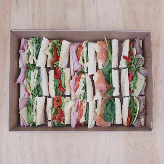 Mix Your Own Baguette Platter