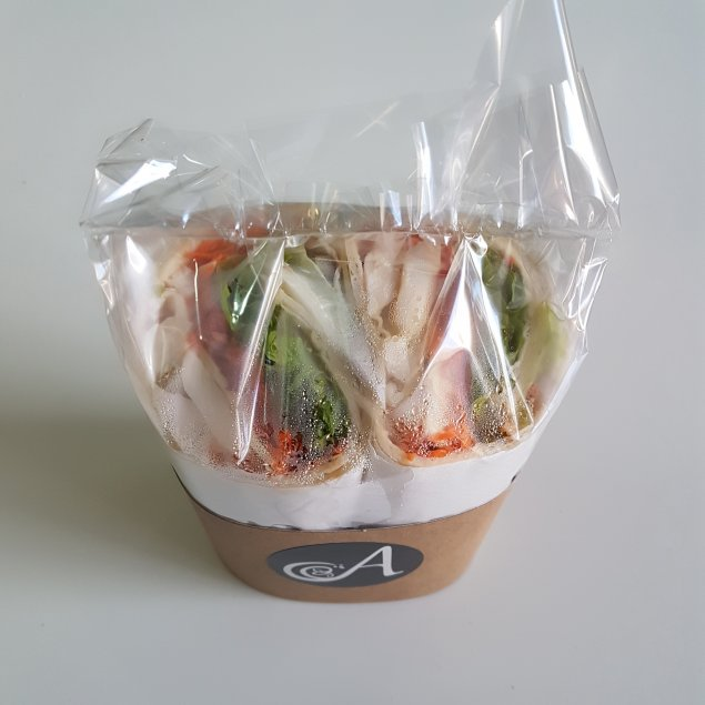 Individually Packaged Wraps