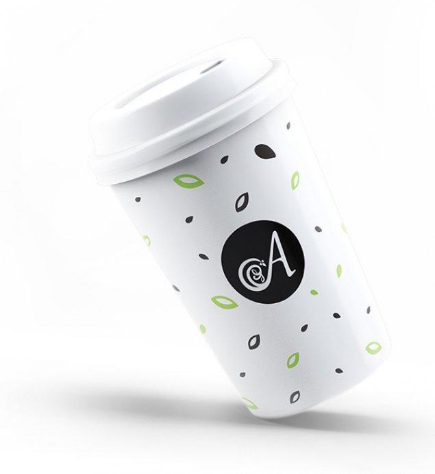 8oz Cup